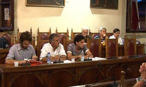 Sansepolcro-Consiglio comunale-gruppi di opposizione