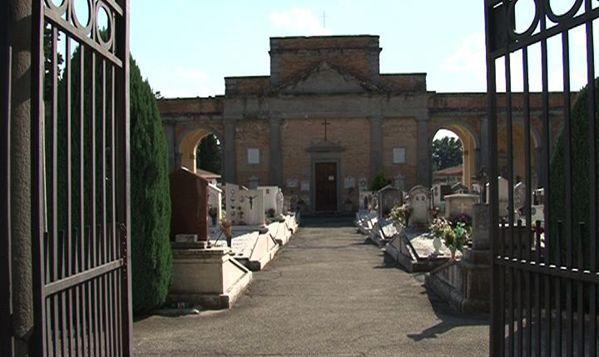 Sansepolcro-cimitero urbano, monumentale