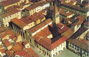 Sansepolcro-centro storico