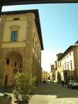 Sansepolcro- palazzo delle Laudi scorcio 2