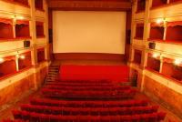 sansepolcro- teatro dante