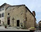 sansepolcro- chiesa ed oraratorio san rocco