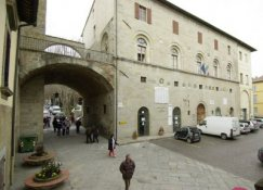 sansepolcro- palazzo pretorio