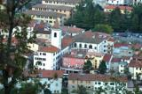 pieve santo stefano- centro storico veduta