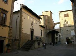 sansepolcro- museo civico esterno