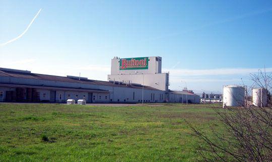 sansepolcro- zona industriale altotevere santa fiora stabilimento buitoni