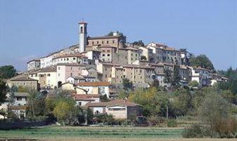monterchi- centro storico