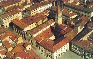sansepolcro- centro storico