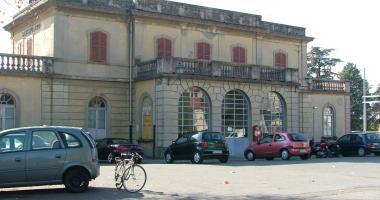 ex stazione ferroviaria