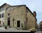 sansepolcro- chiesa oratorio san rocco sede misericordia