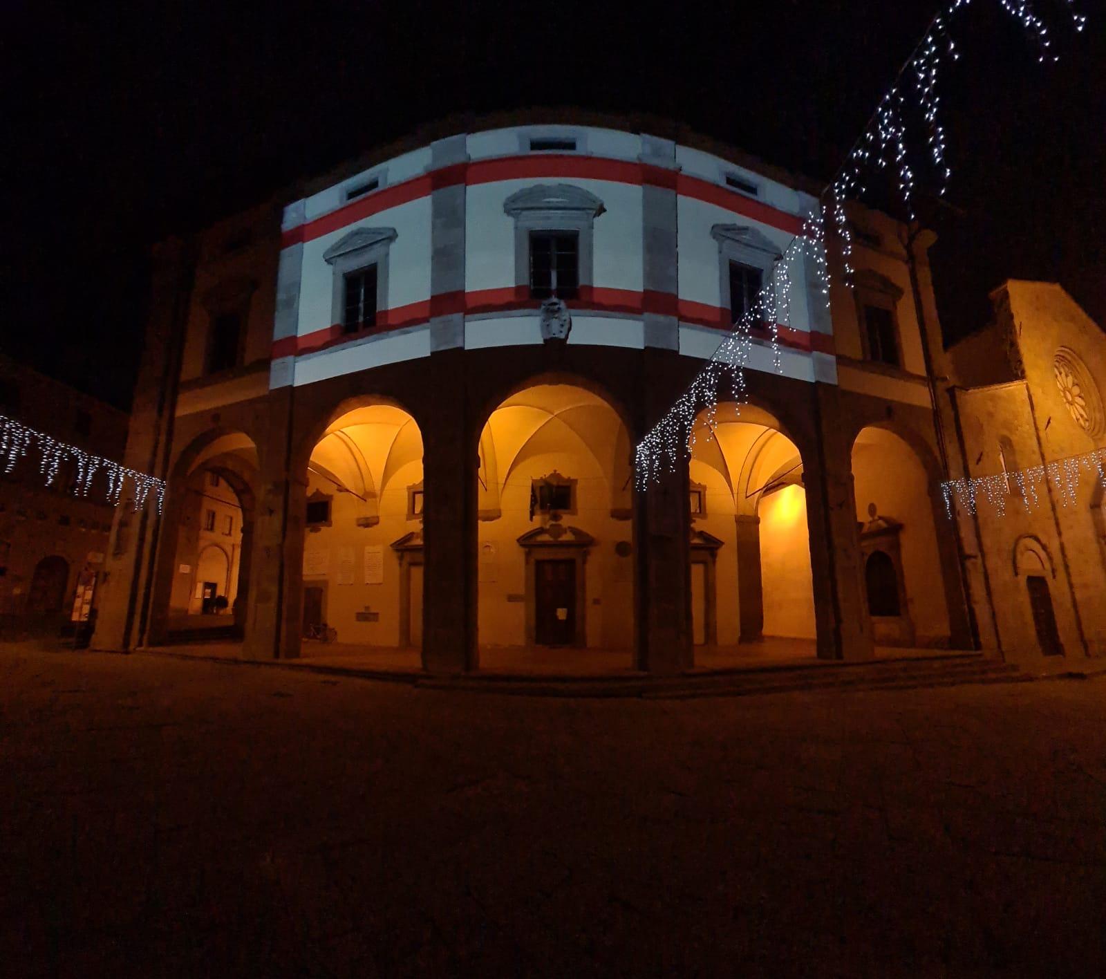 sansepolcro festa della toscana palazzo della laudi