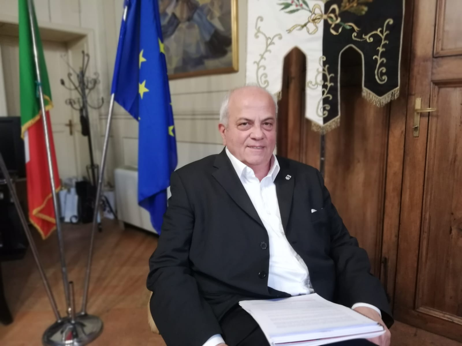 sansepolcro sindaco mauro cornioli