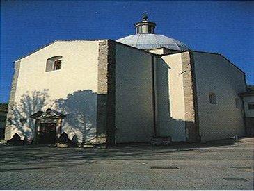pieve santo stefano- santurario chiesa madonna dei lumi