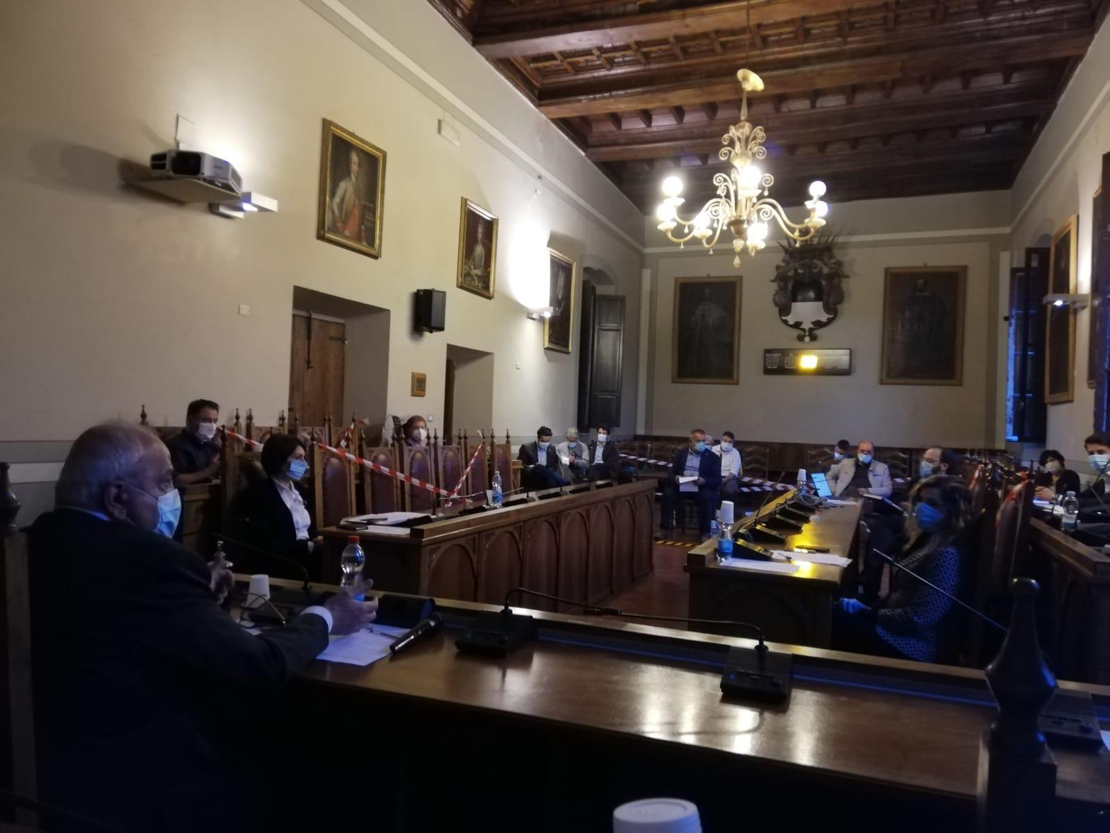 consiglio comunale martedì