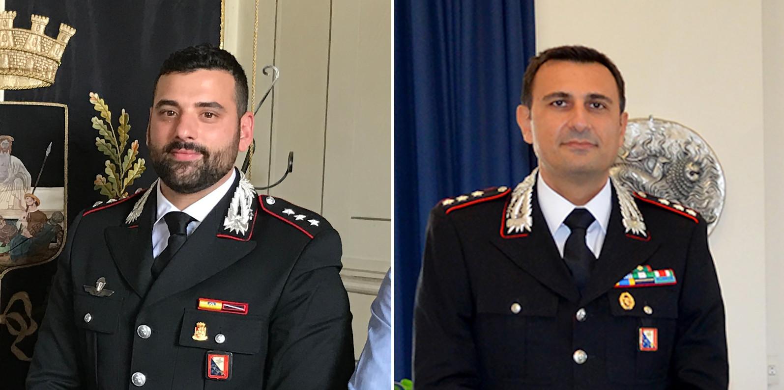 sansepolcro compagnia carabinieri capitano feola